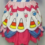 DIY custom home screen printed apron costume