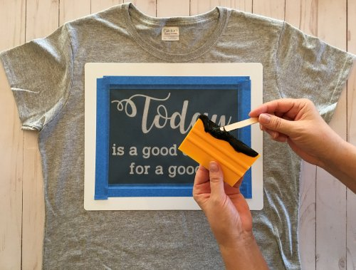 DIY T-Shirt Screen Printing Kit