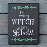 DIY Halloween Screen Printing Wooden Sign
