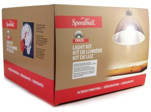 DIY Screen Printing Speedball Exposure Light