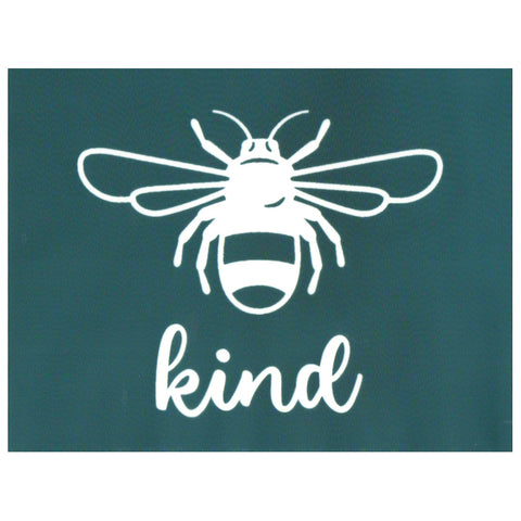 Bee Kind DIY Silk Screen Print Design Stencil Bumble Bee