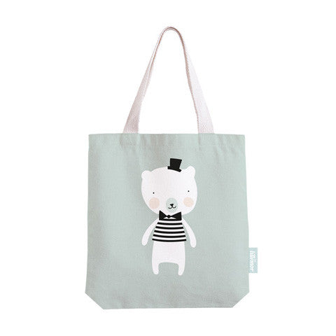 Eef Lillemor taška shopper POLAR BEAR