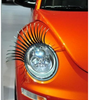 Image of Decorative Headlight Eyelashes