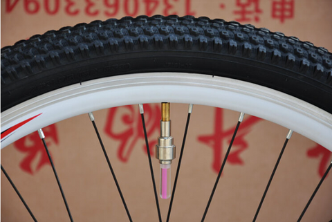 Bicycle Motorcycle, Auto LED Wheel Light