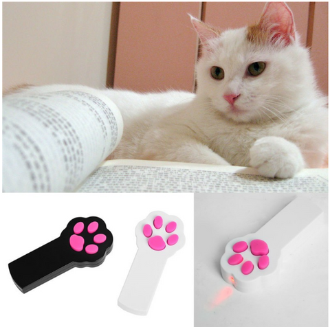 Cat Paw Laser Pointer