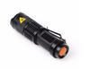Image of Mini Tactical Zoomable Waterproof Flashlight