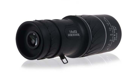 HD Optical Monocular Day & Low Light Vision 16x52