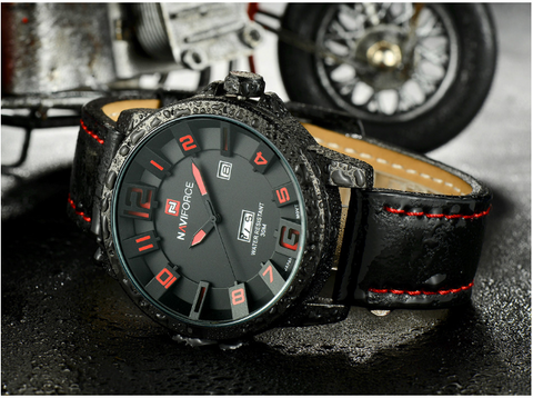 Men's Luxury Brand Military Quartz Analog Sports Watch