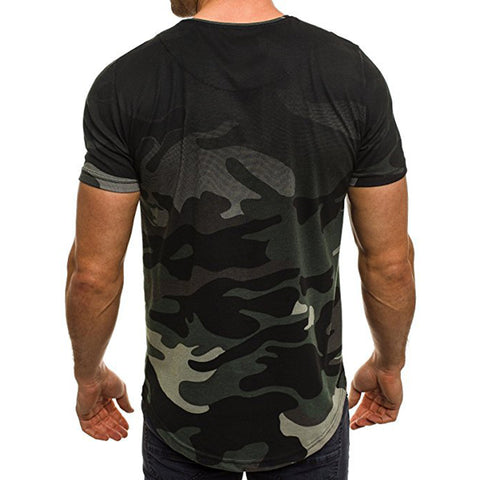 Just In 2018 Camouflage T-Shirt
