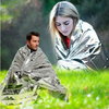 Image of Portable Waterproof Emergency Thermal Mylar Blanket
