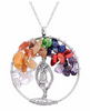 Image of Joshua Tree Natural Stone Necklace