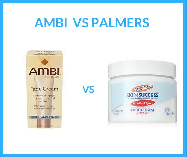 Ambi vs Palmers Fade Cream: Don't Use Hydroquinone Without Reading This!