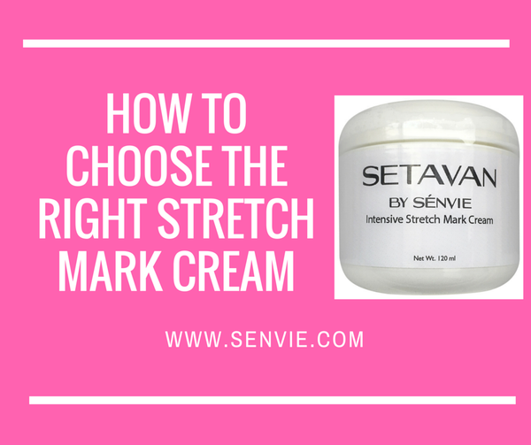 How to Choose the Right Stretch Mark Cream