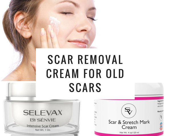 Discover the Best Scar Removal Cream for Old Scars