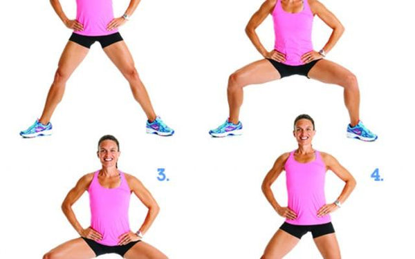 Cellulite Exercises at Home