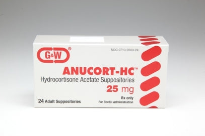 anucort hc suppository