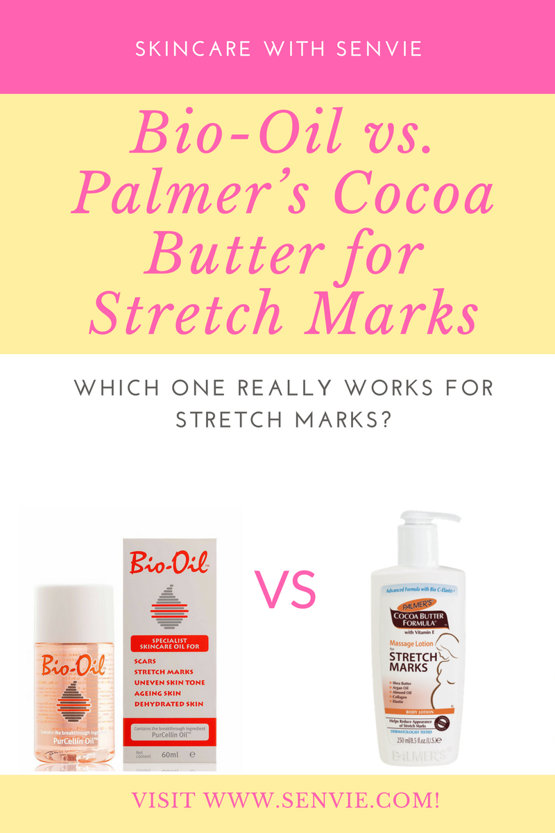 bio oil vs palmers cocoa butter