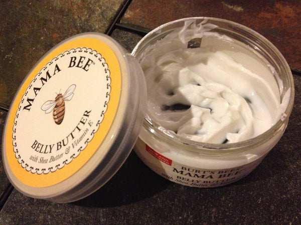 burts bees mama belly butter