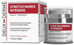 deux derme stretch mark cream