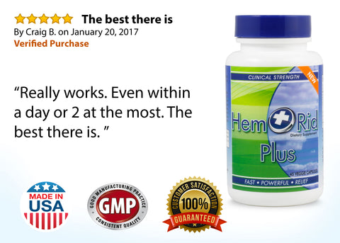 hemrid plus hemorrhoid cream