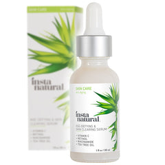InstaNatural Acne Face Wash with Salicylic Acid