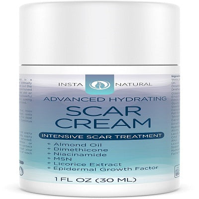 instanatural scar cream ingredients