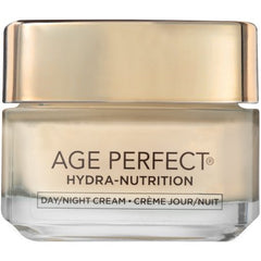 L'Oréal Paris Age Perfect Hydra Nutrition Face Moisturizer Cream Day/Night