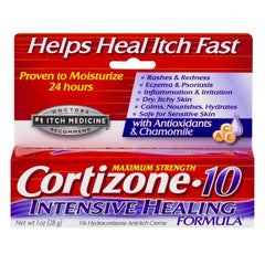 Maximum Strength Cortizone 10 Intensive Healing Formula review