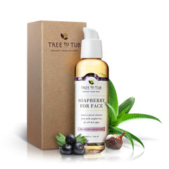 Tree to Tub Real Organic Face Wash for Dry Skin