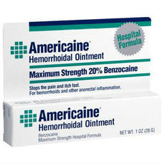 americiaine hemorhoid ointment