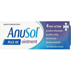 anusol plus hc oitnment