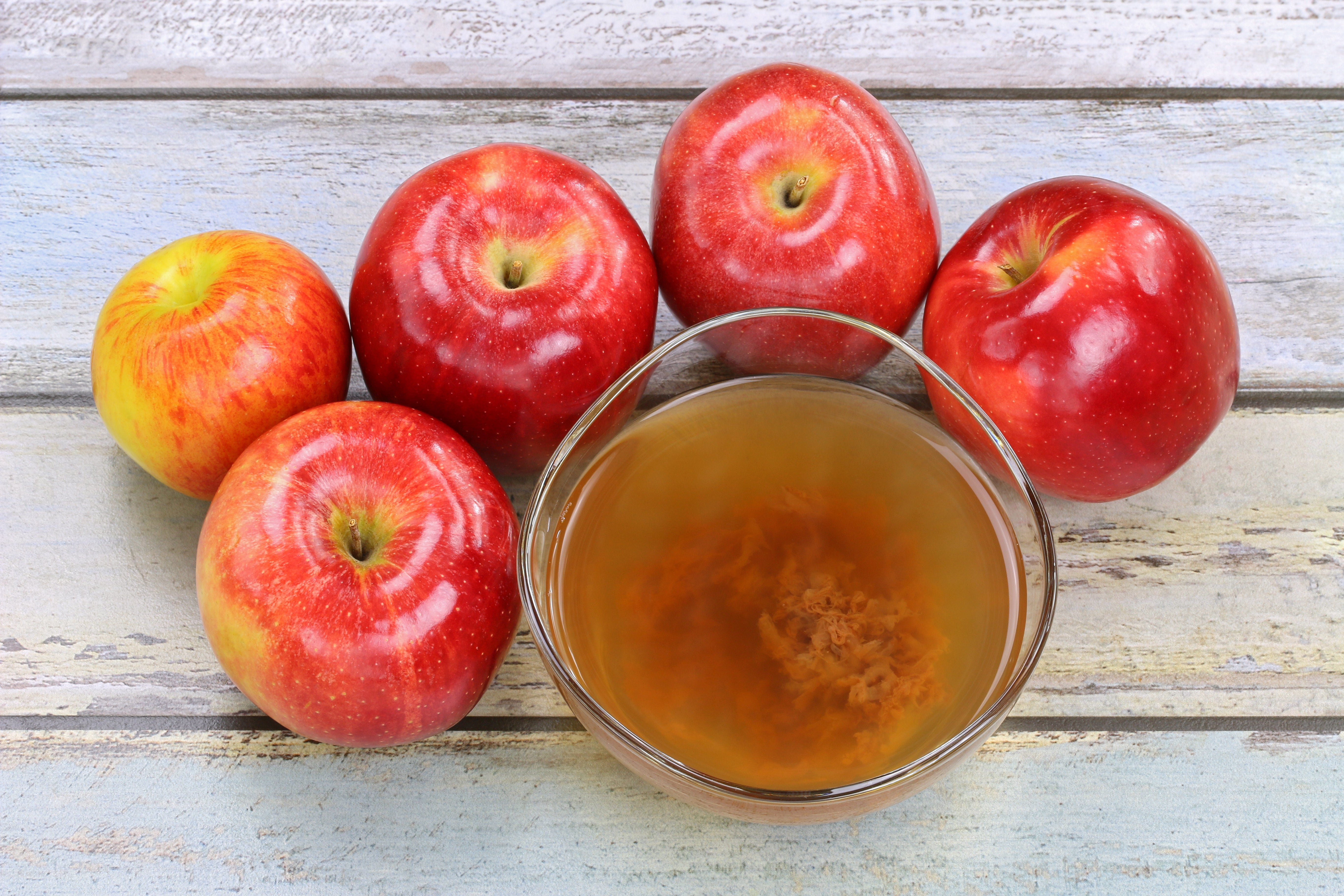 apple cider vinegar for hemorrhoids