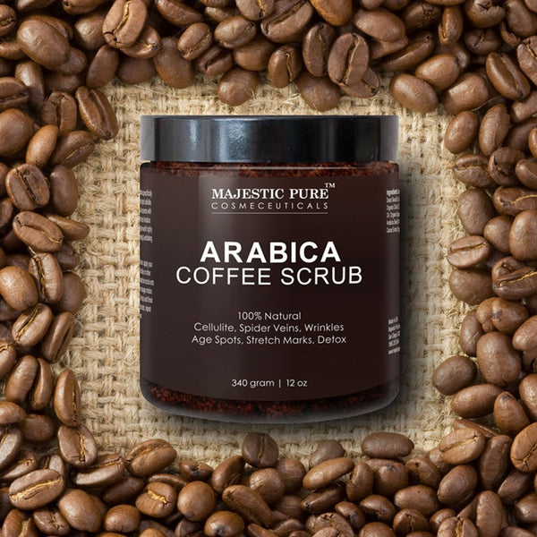 arabica coffee scrub review