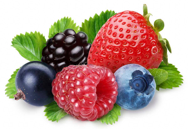 berries for combo skin