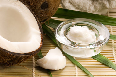 coconut oil for scars