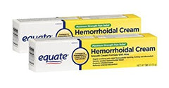equate hemorrhoid ointment review