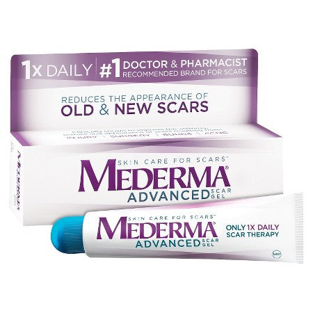 mederma vs vitamin e