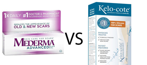 mederma vs kelo cote