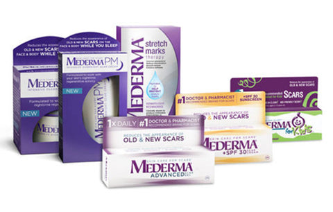 mederma vs mederma pm for scars