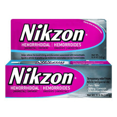 nikzon hemorrhoid cream