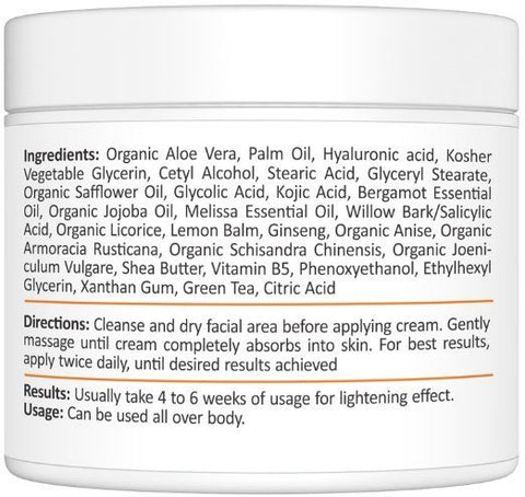 pink madison lightening cream ingredients