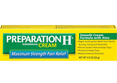 prep h maximum strength cream