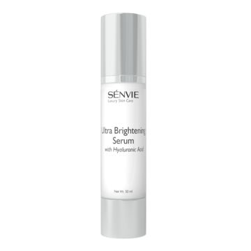 Skin Brightening Serum with Hyaluronic Acid