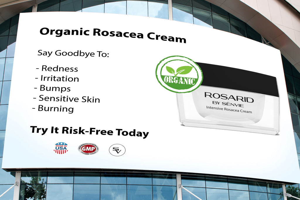 RosaRid Rosacea Soothing Cream