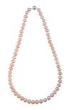 A+ signature freshwater pearl strand necklace