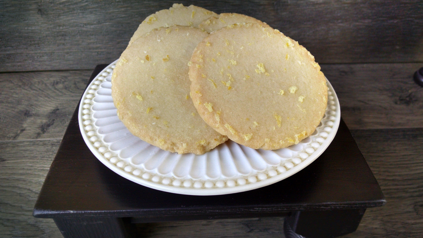 Butter Bella Lemon Cookie