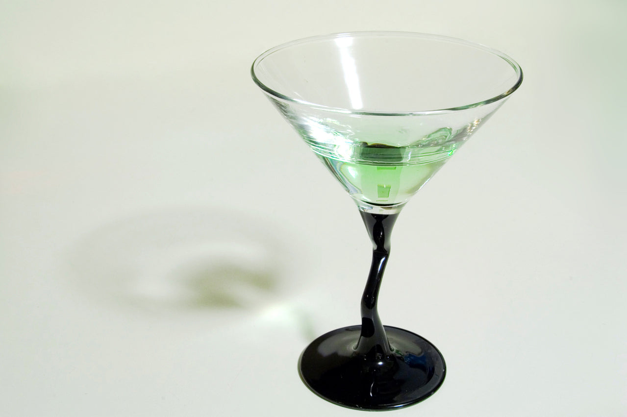 Martini Cocktail, made using Gin