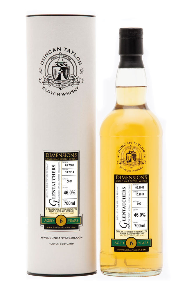 Aultmore 2008 5 Year Old batch 0001 Dimensions | 46.0% 700ml  Whisky