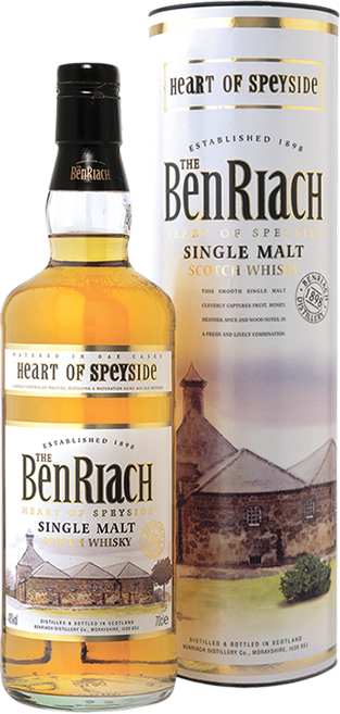 BenRiach Heart of Speyside | 40% 700ml