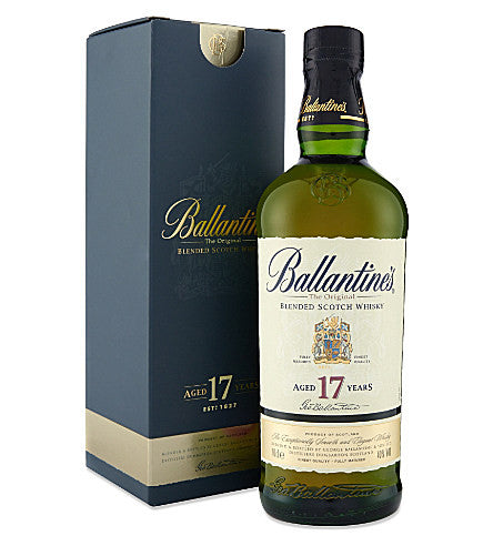 Ballantines 17 Year Old Blended Whisky | 40% 700ml  Whisky